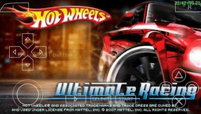Download Game Hot Wheels Ultimate Racing PSP PPSSPP Cso