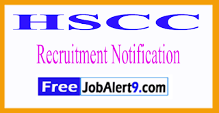HSCC Hospital Services Consultancy Corporation Limited Recruitment Notification 2017 Last Date 28-06-2017