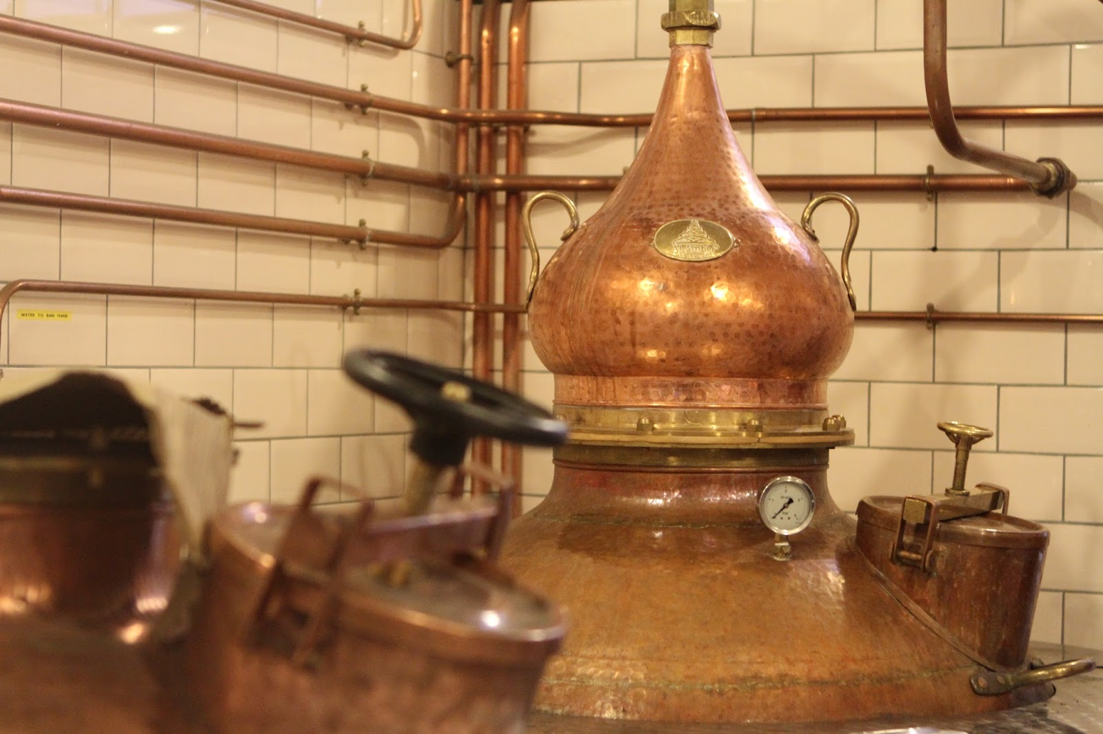 summerhall distillery