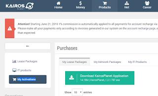 Gagnez plus de 1000 $ par mois en louant quelques Gigabit de votre disque-dur (Kairos)