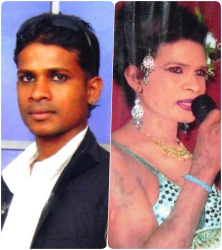 It was a marketplace worker who maintained an illicit affair with trans-sexual who was clubbed and killed by him in Dambulla