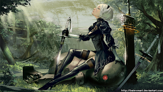 Nier Automata Latest Wallpaper