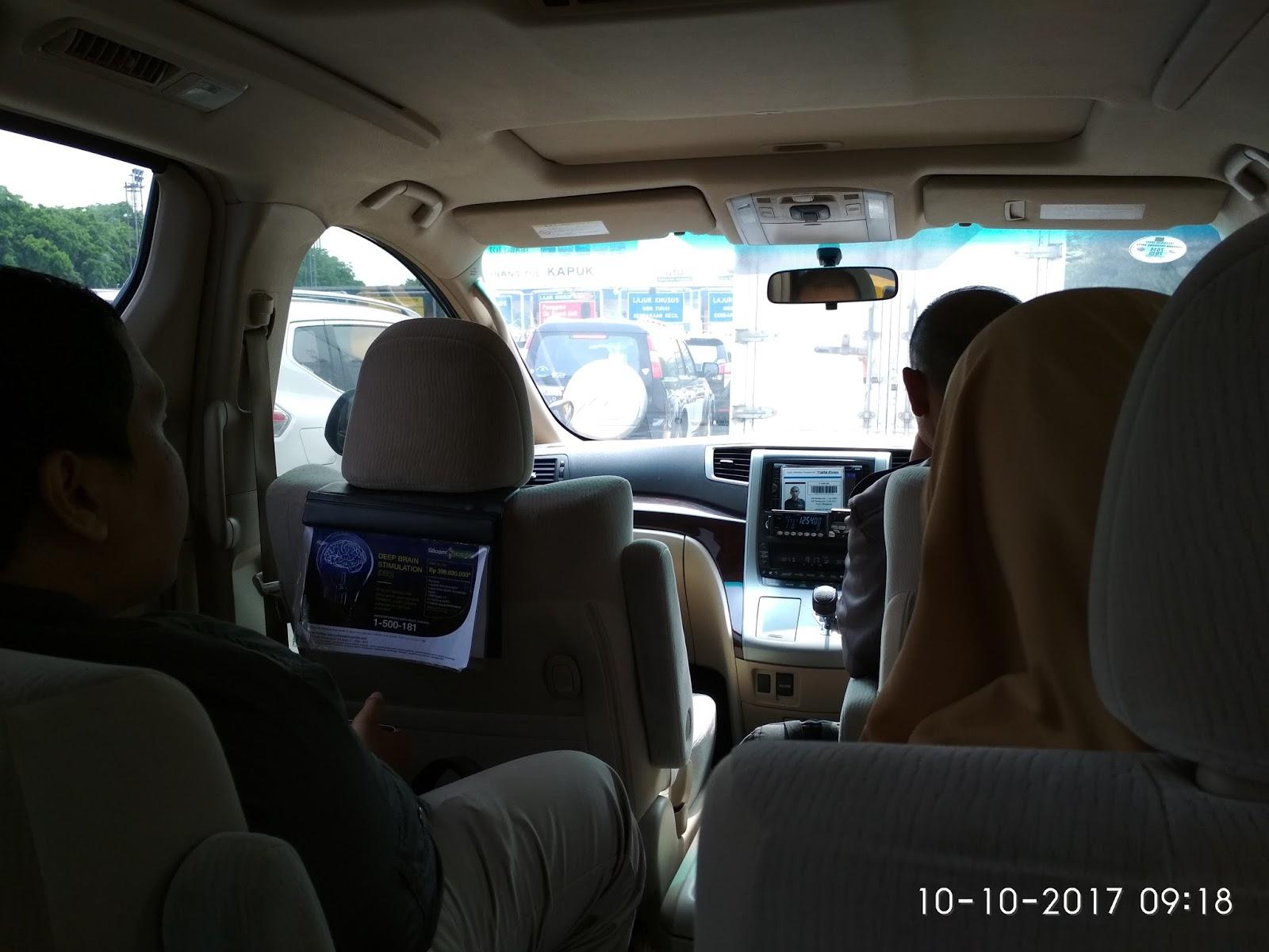 Alphard Taxi