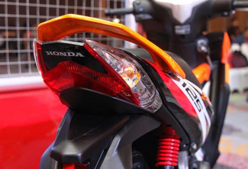 Honda Blade 125 FI 2014