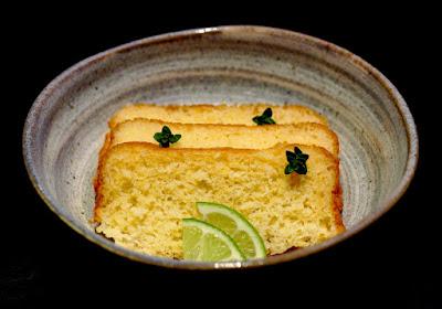 Le Chameau Bleu - Blog Cuisine asiatique et Voyage - Recette d'un cake au citron yuzu