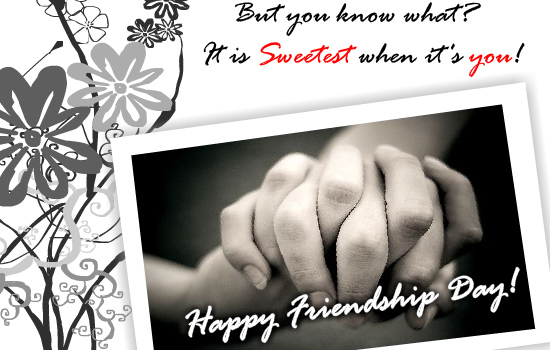 Happy friendship day 2017 Cards