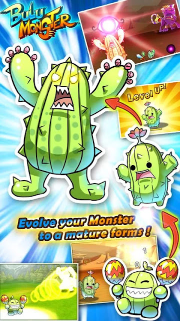 Bulu Monster-Fredain.com