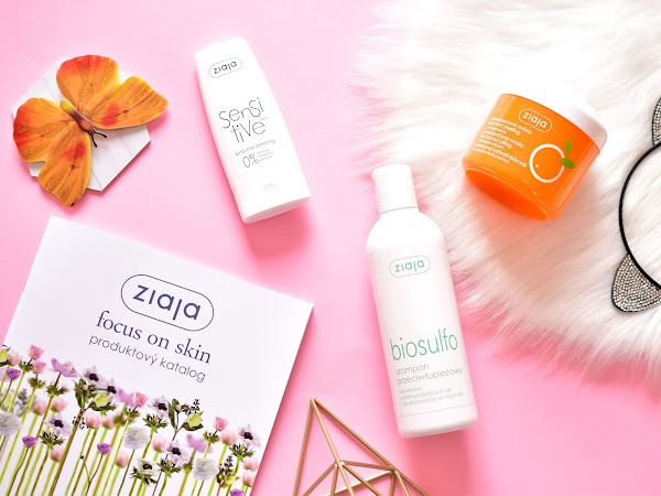 Ziaja Focus On Skin