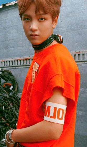 NCT (Neo Culture Technology) under SM Entertainment NCT-127-Haechan-2