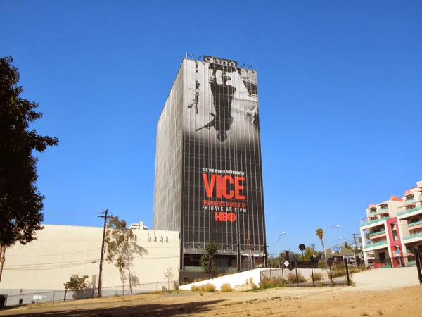 Giant Vice season 2 HBO billboard