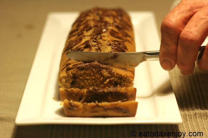 עוגת אספרסו שוקולד