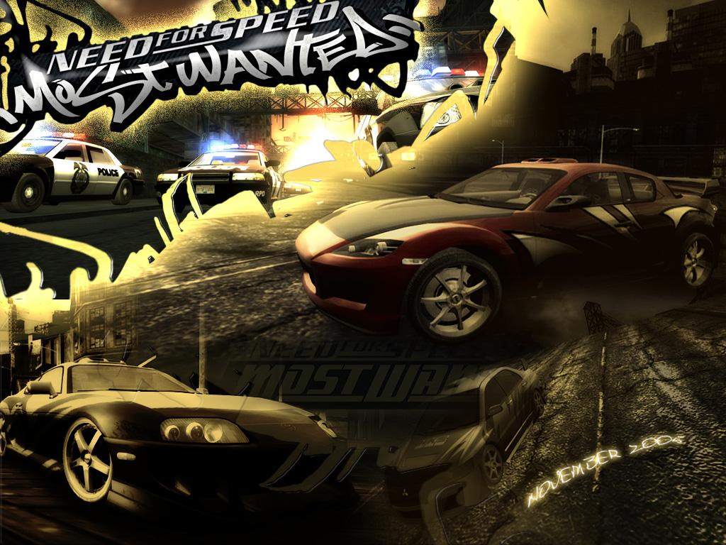 Need For Speed Most Wanted Black Edition Game For Pc Highly