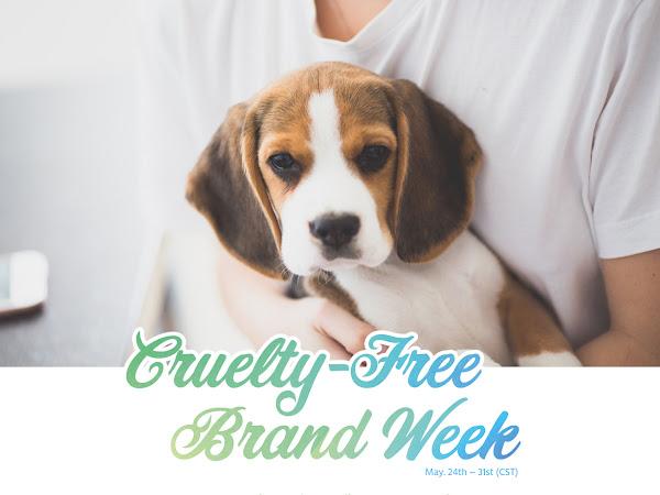 Wishtrend Cruelty-Free Brand Week Promotion