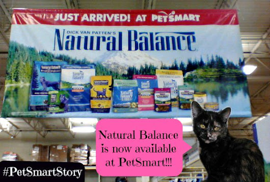 Natural Balance's Variety is the Spice of Life #PetSmartStory