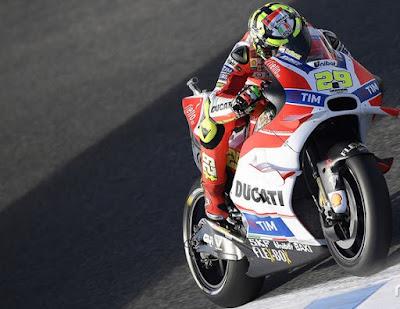 Bukan Rossi, Tapi Inilah Pembalap Bintang MotoGP Jerez