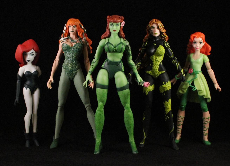 She S Fantastic Dc Bombshells Poison Ivy
