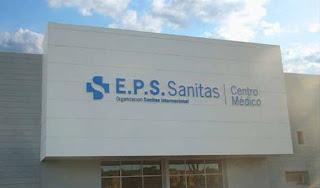 EPS Sanitas en Cartago