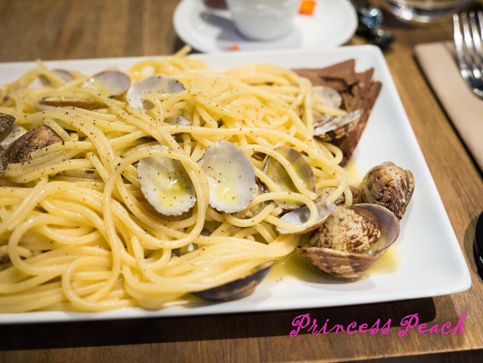 淡菜義大利麵-Spaghetti-Dell-Isola