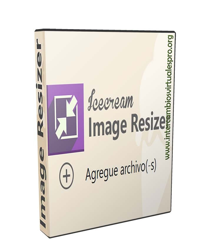IceCream Image Resizer 1.50 poster box cover