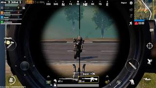 SCOPE FIRE / Jenis Menembak Dengan Scope