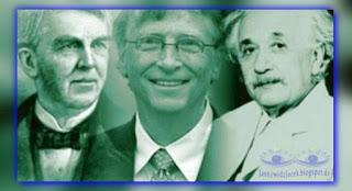 Geniusze - Indywidualiści - Thomas Alva Edison William Henry Gates-Bill Gates Albert Einstein