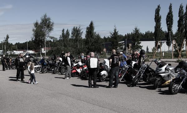 motoristit koulukiusaamista vastaan jokela