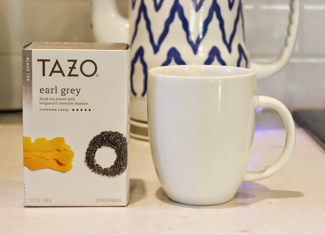 My Favorite Earl Grey Tea Latte