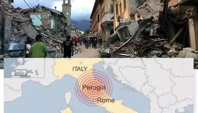 Τεχνητός ο Σεισμός στην Ιταλία, μέσω CERN; (video)