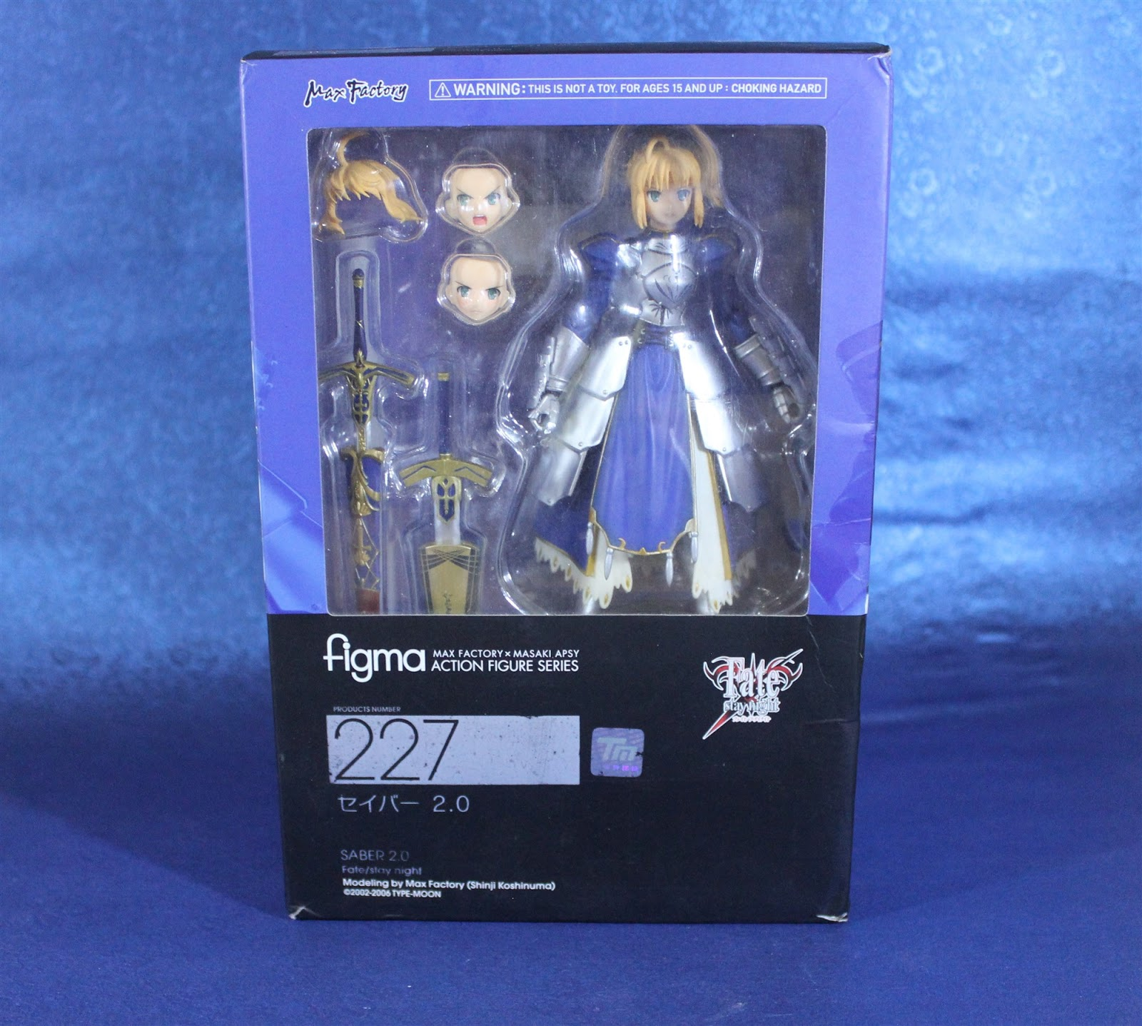 Realm Of Darkness Fate Stay Night Figma 227 Saber 2 0 Review Twilight manages to summon star swirl the bearded, who insists on being called caster. crossover of lunaverse and fate/zero, fate/stay night series by type moon. fate stay night figma 227 saber 2 0 review
