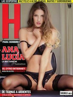 Revista H para Hombres Mexico-Mayo 2015 PDF Digital