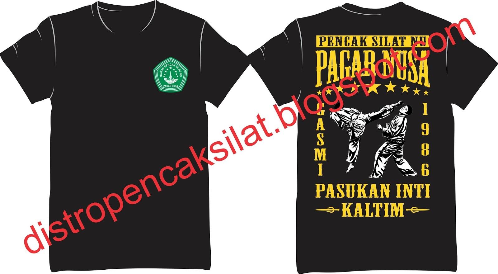 Gambar Kaos Pagar Nusa Keren - Home Desaign