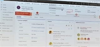 New Features for Dynamics 365 - CRM v9 - Microsoft Dynamics CRM