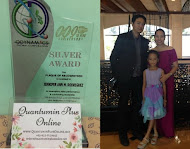 Jennifer & Heart Rodriguez: SILVER STAR AWARDEE - QUANTUMIN PLUS WORLDWIDE STOCKIST