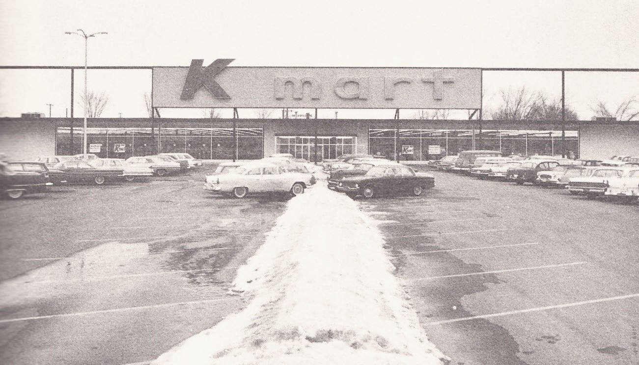 Pleasant Family Shopping March 1 1962 The First Kmart Opens