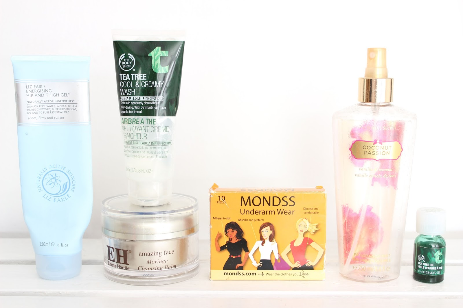 Beauty Product Empties #2
