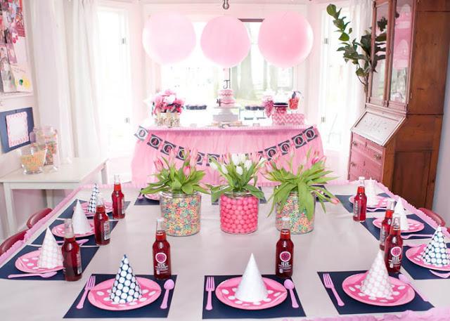 Image result for j sinh nhật tại nhà cho bé