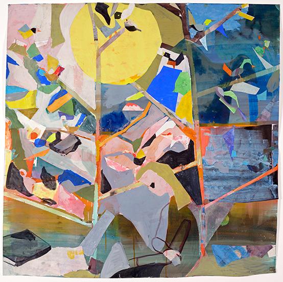 Jantien Jongsma drawing mixed media