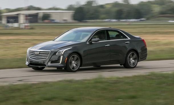 2017 Cadillac CTS 3.6L RWD