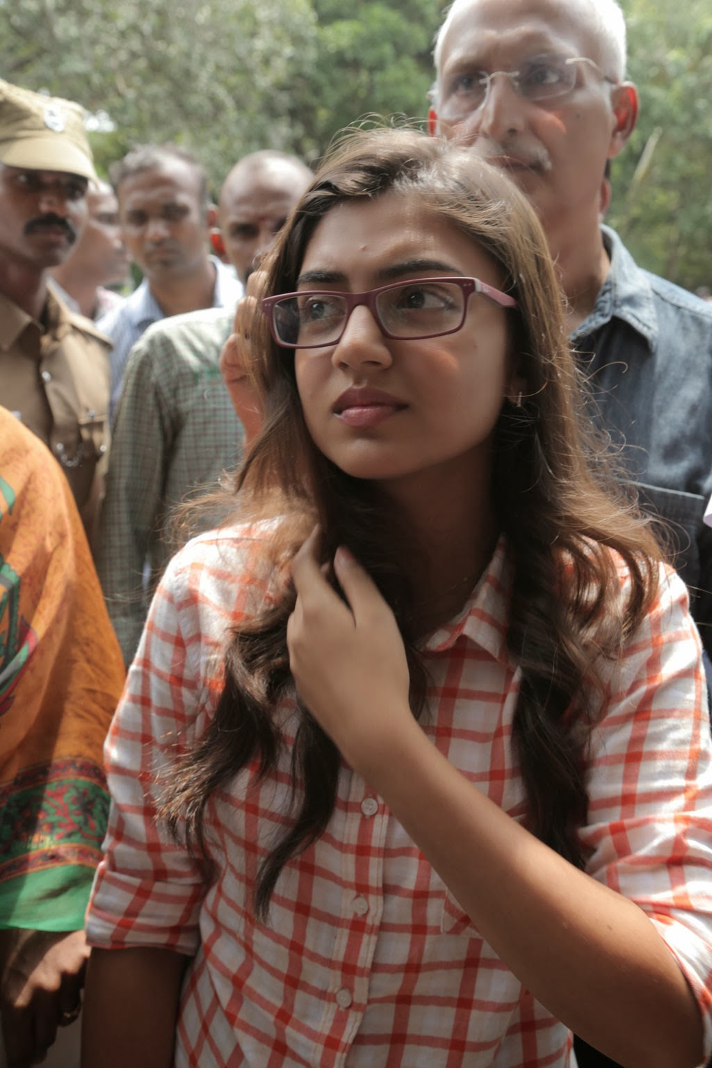 Tamilcinestuff   Nazriya Nazim Stills At City Police -8268
