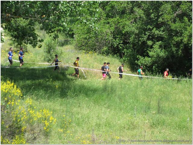 Espartanos por el campo