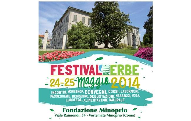 Festival delle Erbe 2014 a Minoprio