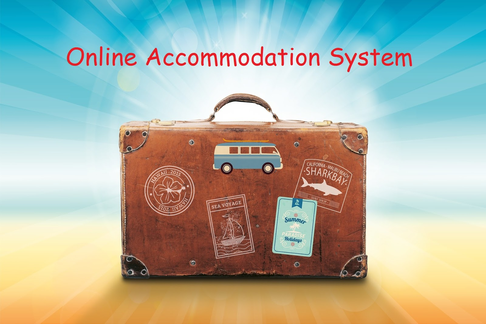 Online Accommodation System Free Project Source Code in PHP