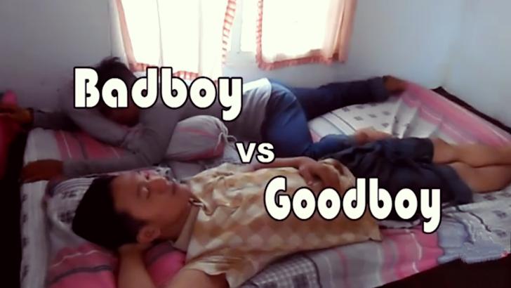 10 Perbedaan Cowok Bad Boy Dan Good Boy