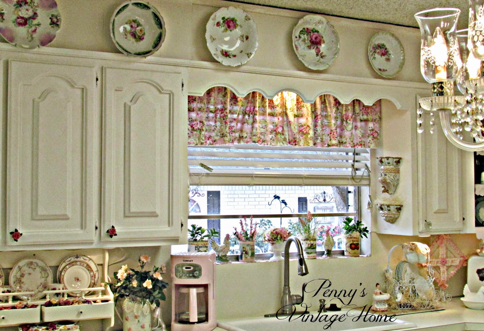 Pennys Vintage Home How To Hang Decorative Bowls On The Wall Wire A Ceiling Rose In Simple Steps Craftomaniac If You Try Use Just Original Hanger Without Add Your Bowl Will Jut Out At Bottom And Not Lay Flat