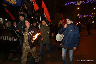 Віталій Урбанський з партійними товаришами