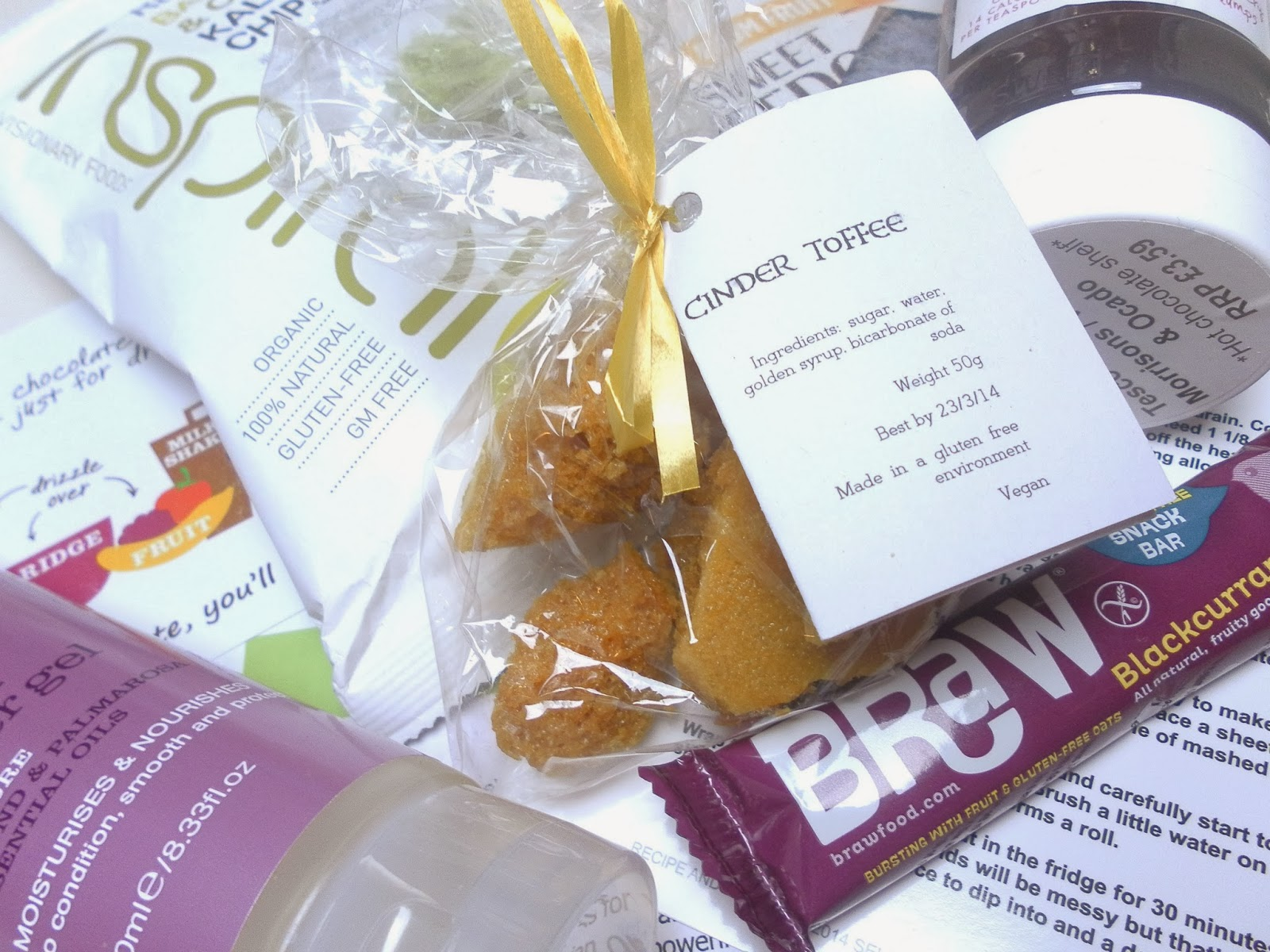 February TheVeganKind box