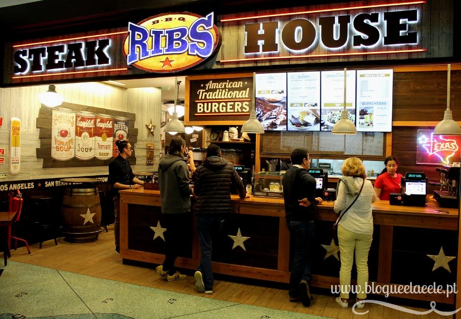 RIBS: a verdadeira comida americana