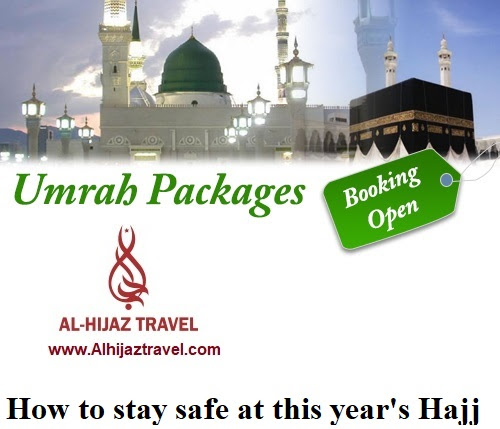 How to stay safe at this year's Hajj