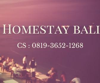 Homestay Murah Di Bali