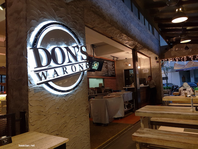 Don's Warong @ Plaza Damas, Sri Hartamas